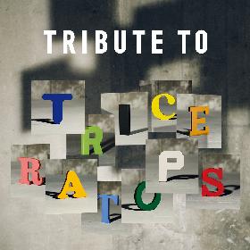 奥田民生から桜井和寿までアーティスト陣が集結 TRICERATOPSトリビュート盤『TRIBUTE TO TRICERATOPS』配信&サブスクが解禁