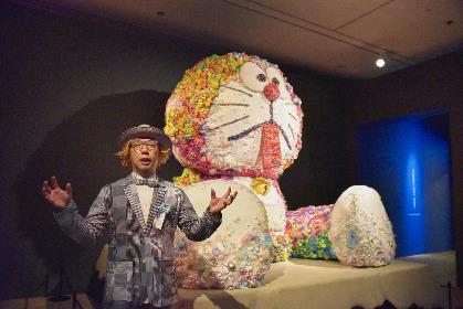 森村泰昌、増田セバスチャンも登場! 『THE ドラえもん展 OSAKA 2019』開幕レポート