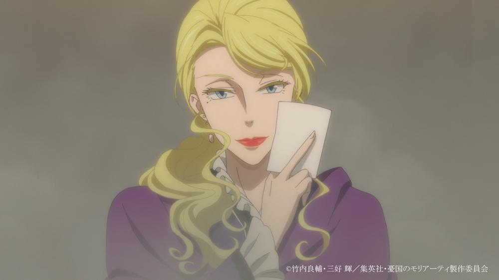 (C)竹内良輔・三好 輝/集英社・憂国のモリアーティ製作委員会
