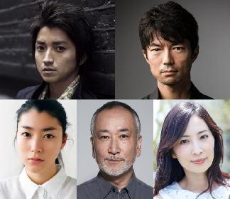 長塚圭史(演出)×前川知大(作)の初タッグが実現、藤原竜也主演『プレイヤー』