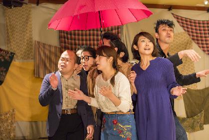 松本を拠点に活動するTCアルプ『土砂降りボードビル』リニューアル公演で13日公演・15ステージに挑戦!