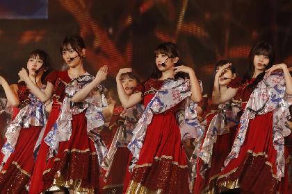 乃木坂46、2年連続となる台湾単独公演に幕 全26曲で1万人を魅了し「またこの同じ場所で必ず会えるように頑張ります」
