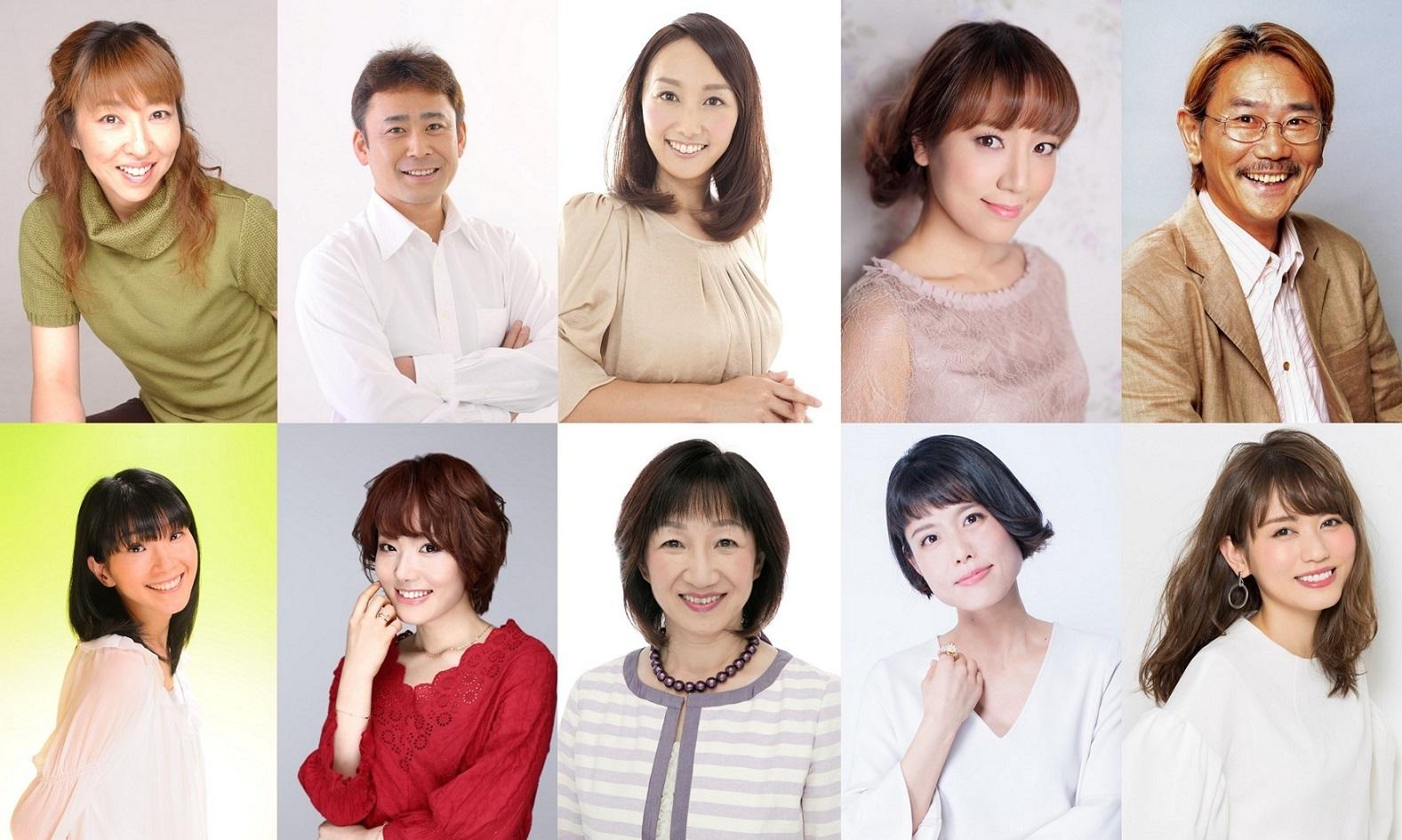 『ゲゲゲ忌2021』アニメ特別上映会 登壇声優