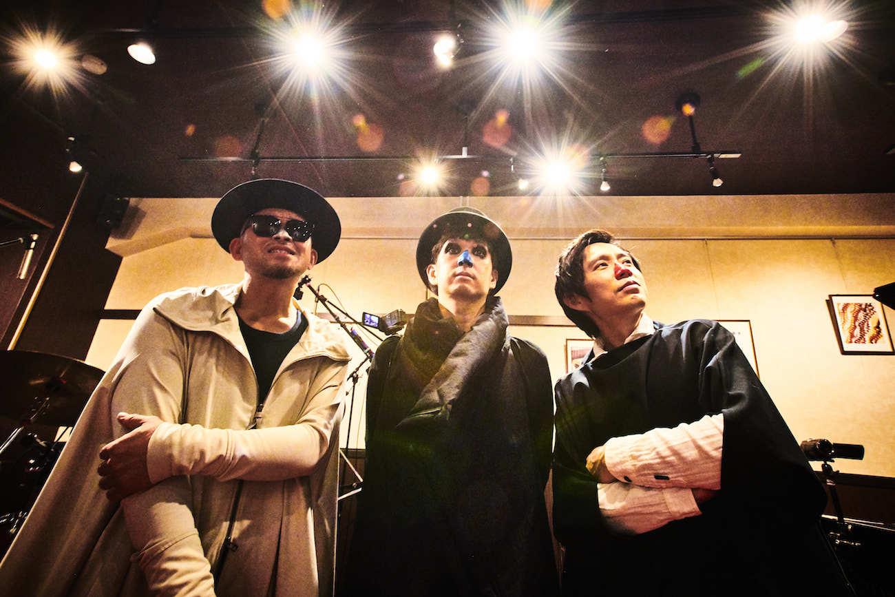 H ZETTRIO  Photo by Koharu Kudo