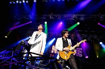 GRANRODEO、約1年半ぶりの有観客ワンマンライブ 『GRANRODEO limited SHOW 2021』 3月14日東京公演オフィシャルレポート公開