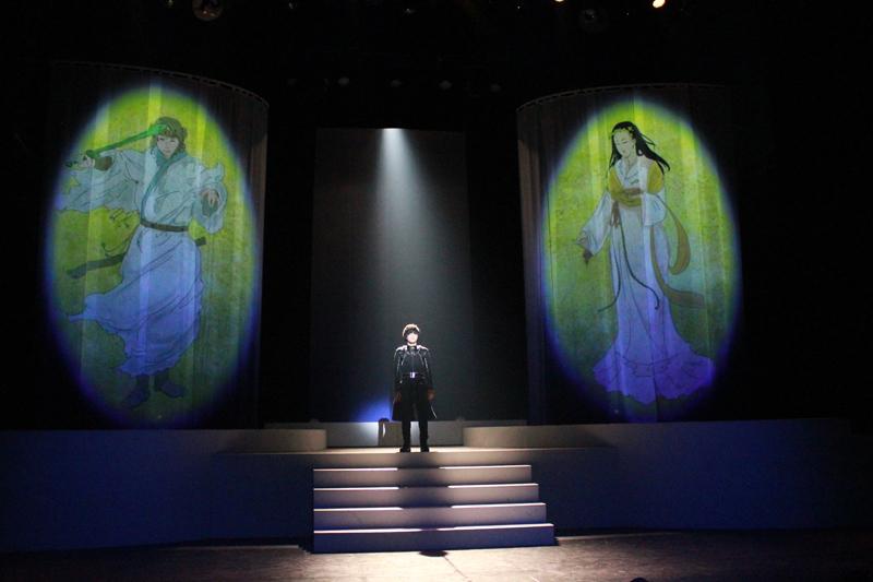 舞台『メサイア ―月詠乃刻―』