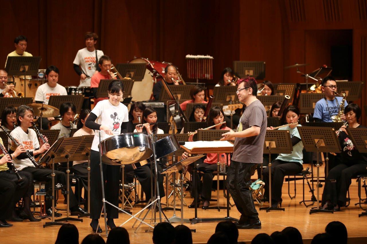 前回の公演より (C)Disney (C)Hiroki Ogawa