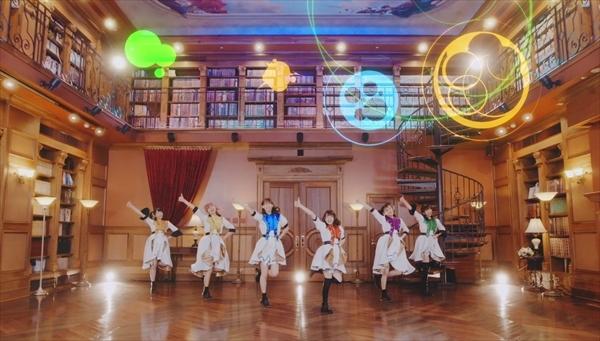 「アルティメット☆MAGIC」MV場面写