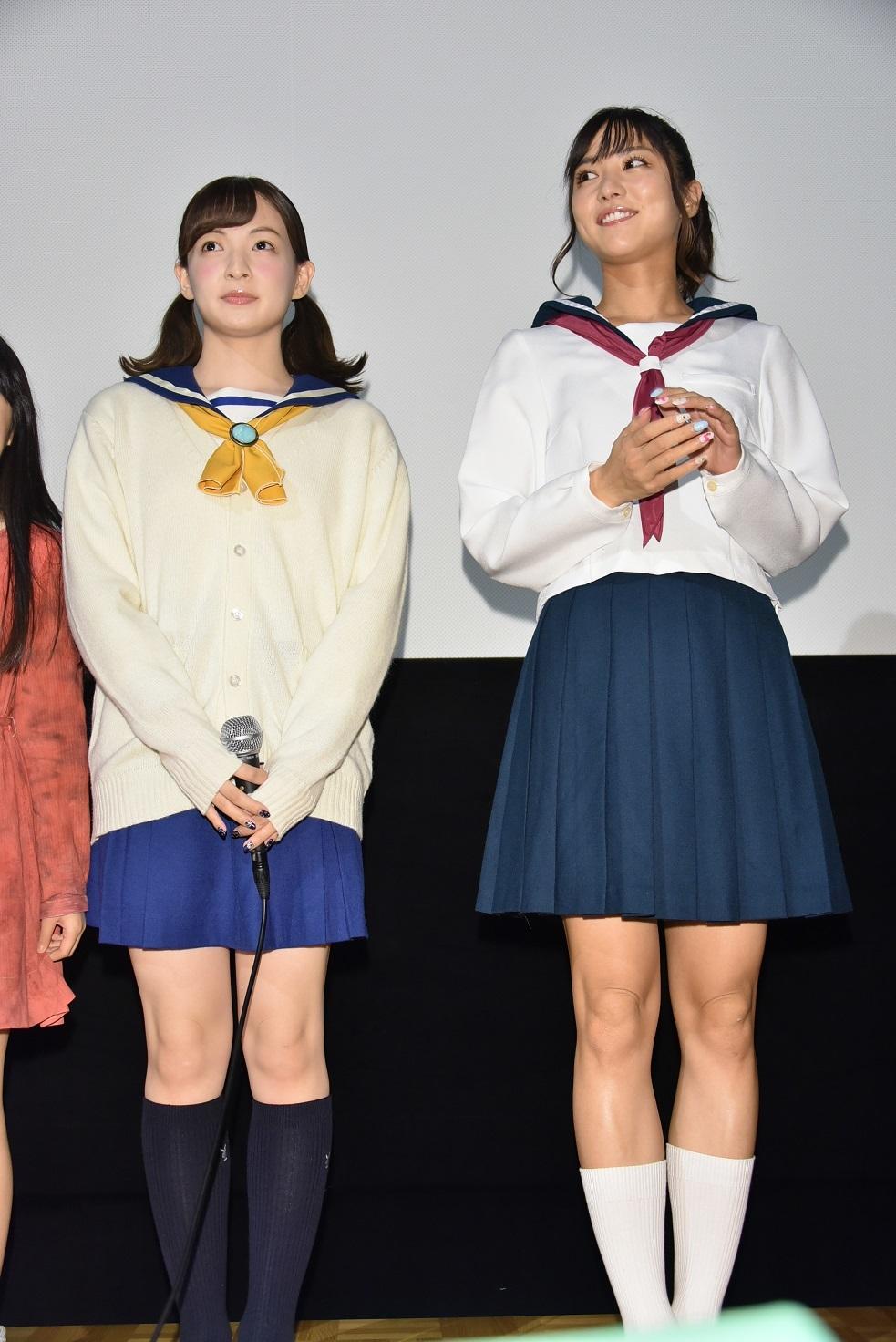 喜多陽子、石川恋
