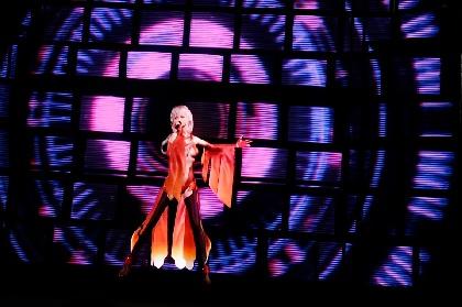 EGOIST 『TOKYO GAME SHOW』にサプライズ出演、ラップ調の新曲を初披露