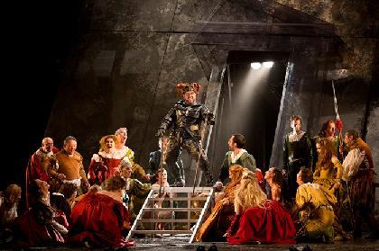 「英国ロイヤル・オペラ・ハウス シネマシーズン 2017/18」『リゴレット』の見どころ紹介