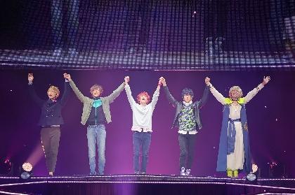 「この5人なら本当にどこまでも行けるような気がします」~MANKAI STAGE『A3!』Troupe LIVE~SPRING 2021 公開ゲネプロレポート