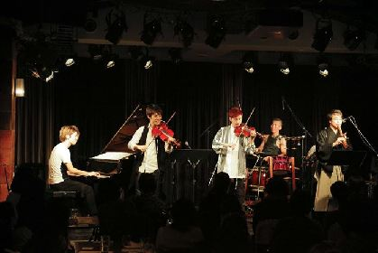 TSUKEMEN、和楽器とのボーダーレスなコラボを堪能させてくれた一夜【ライブレポート】