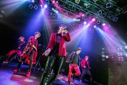 IVVY 新曲「Light on fire」リリパでファンに感謝「僕たちの夢物語を皆さんと一緒に叶えさせてほしい」