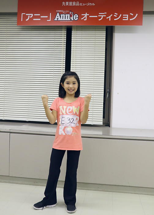テシー役に選ばれた久慈愛さんは、阪神・久慈照嘉コーチの長女だ