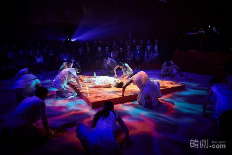 『グッパイ、イ・サン』公演写真 ©ソウル芸術団
