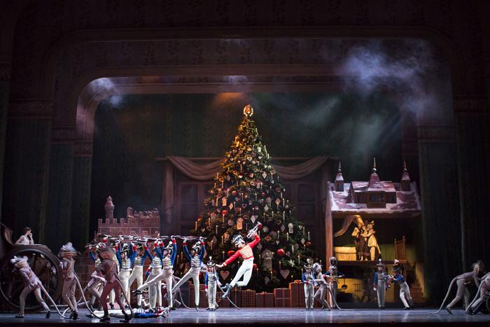 「くるみ割り人形」 Artists of The Royal Ballet, Act II