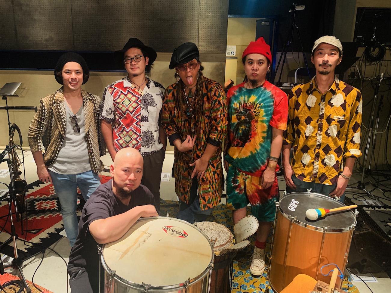 YUI&The Mahadhi Bohemians