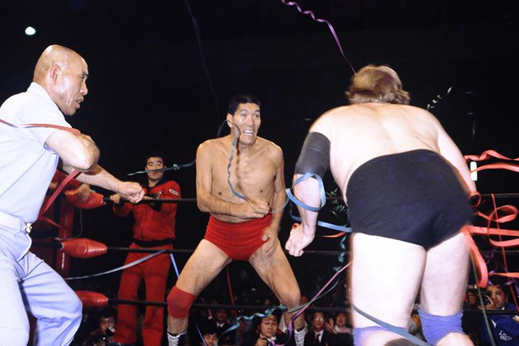ジャイアント馬場 vs スタン・ハンセン戦は、全日本の黄金カードだった