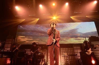 センラ 5年ぶりのワンマンライブ! ツアー『SENRA LIVE TOUR  S STILO!!!:RE』が豊洲PITで大団円
