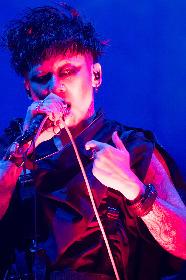"PIERROT×DIR EN GREYによるプロジェクト""ANDROGYNOS""横浜アリーナ公演LIVE Blu-ray&DVDのダイジェストトレーラーが解禁に"