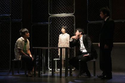 太宰の短編もとに「どうにもならなかった男」を描くMCRの新作公演