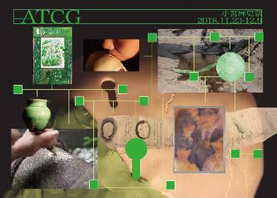人類の「生殖/繁殖」の歴史を根源的に捉え直す美術展 小宮麻吏奈の個展『-ATCG』が開催