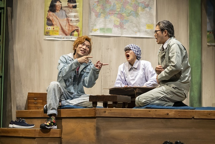 劇団ホチキス『月野木グラビティ』