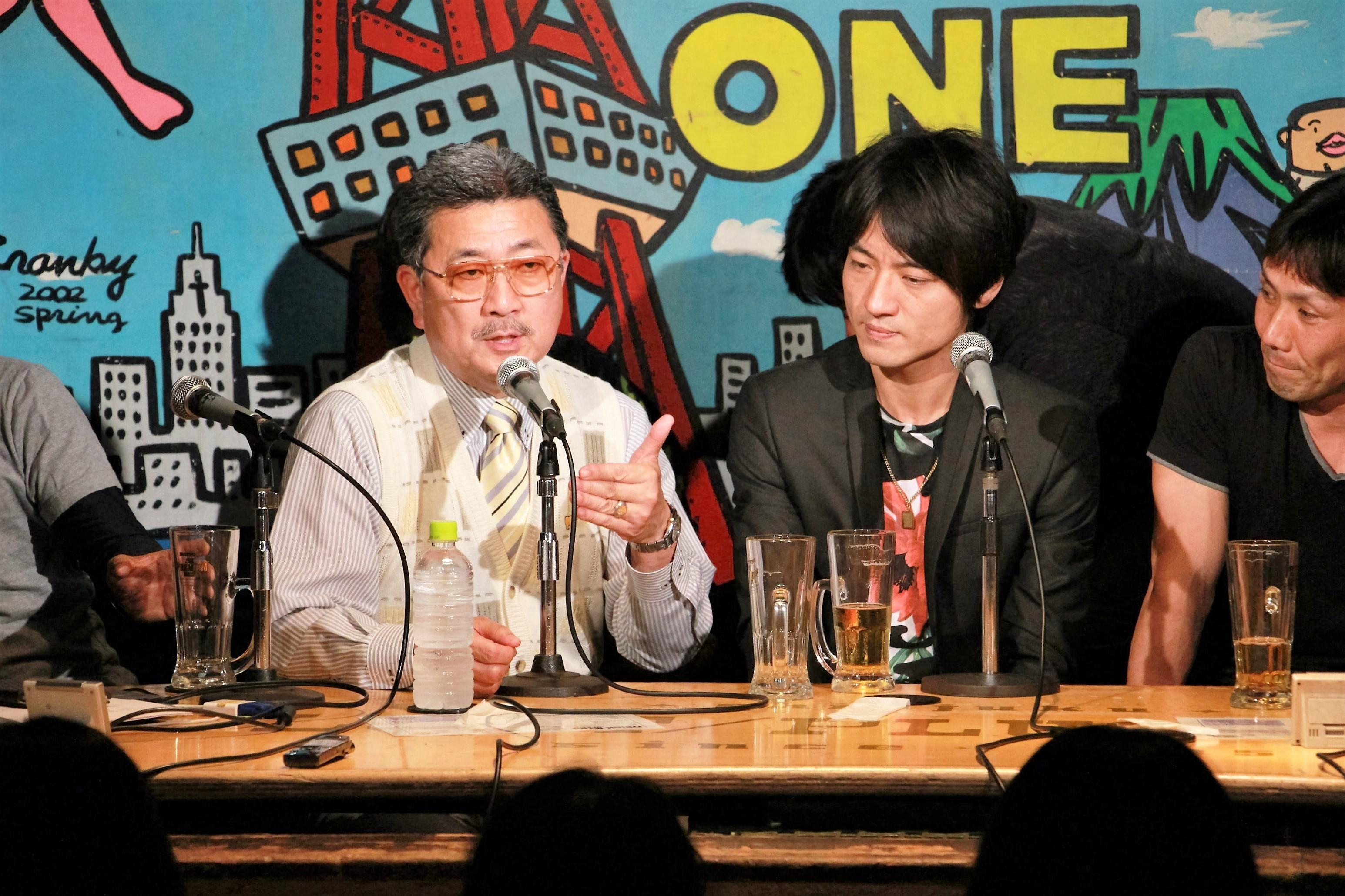 高瀨將嗣氏は労災問題改善のため、地道な活動を続けている
