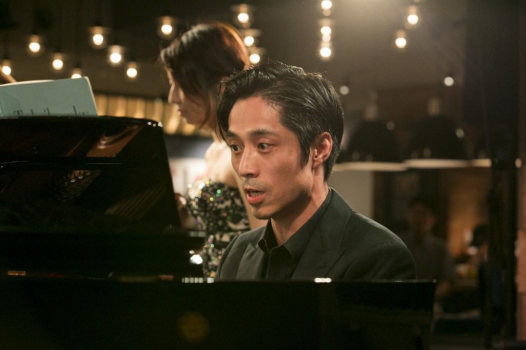 斎藤 龍(ピアノ) 撮影=鈴木久美子