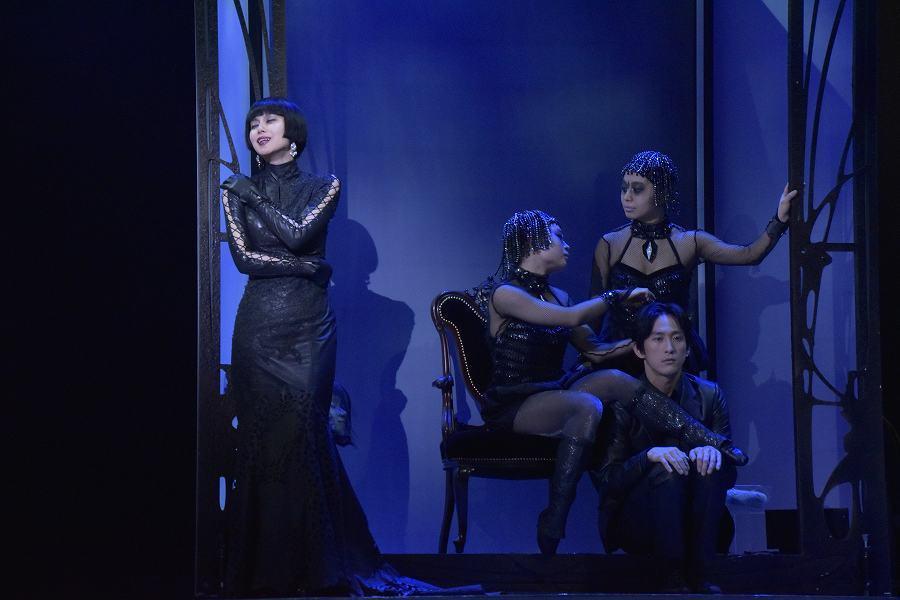 舞台『黒蜥蜴』