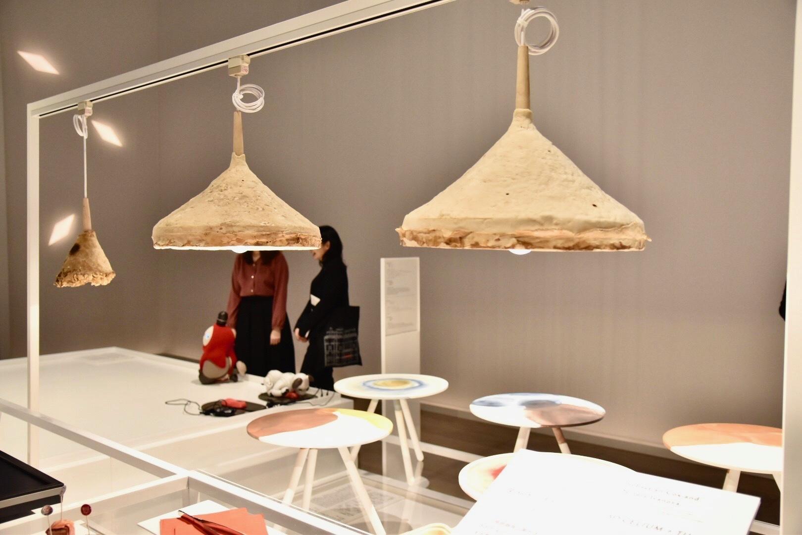 セバスチャン・コックス&ニネラ・イヴァノヴァ 《菌糸体+木材》 2017年