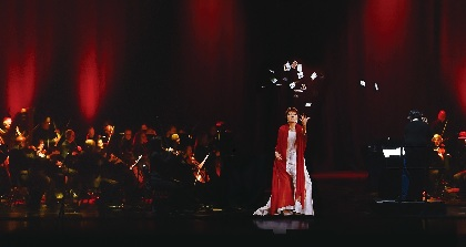 20世紀最高の歌姫が最先端技術で蘇る『マリア・カラス in コンサート』が日本上陸