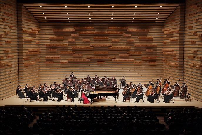 新たな拠点 豊中市立文化芸術センターでは年4回の演奏会を開催 (c)s.yamamoto
