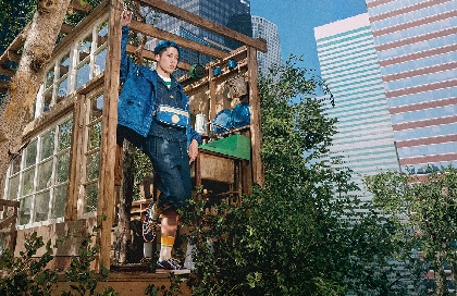MIYAVI グッチ創設以降約100年の歴史上日本人ミュージシャンとして初の広告キャンペーンに起用