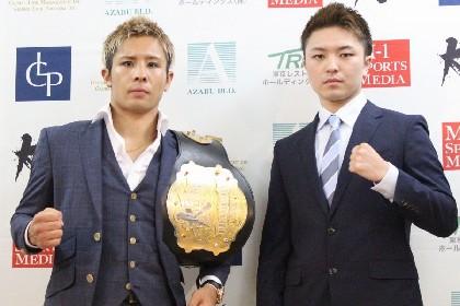 小澤海斗、K-1で敗れた西京春馬を挑戦者に逆指名 Krush王座をかけての再戦が実現