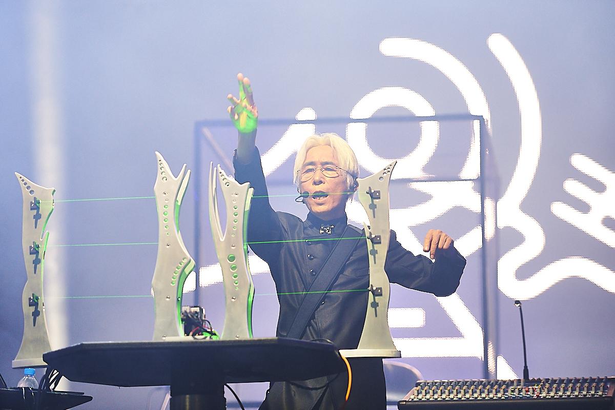『FUJIROCK FESTIVAL '19』 平沢進 撮影=SPICE