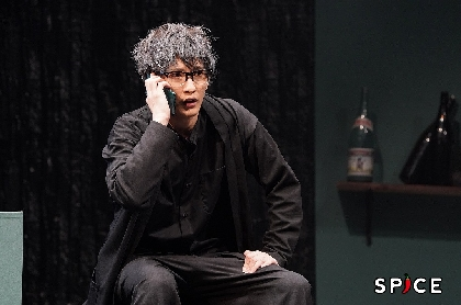"""梅津瑞樹「""""演劇って楽しいな、演劇っていいな""""と心の底から思っていただければ」~SOLO Performance ENGEKI『HAPPY END』が開幕"""
