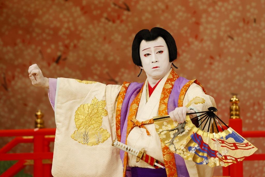 博多座『二月花形歌舞伎』より