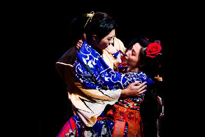 中村橋之助×市川ぼたんが創作舞踊でカルメンに挑む『第二回 日本舞踊 未来座 裁-SAI- 「カルメン2018」』開幕へ