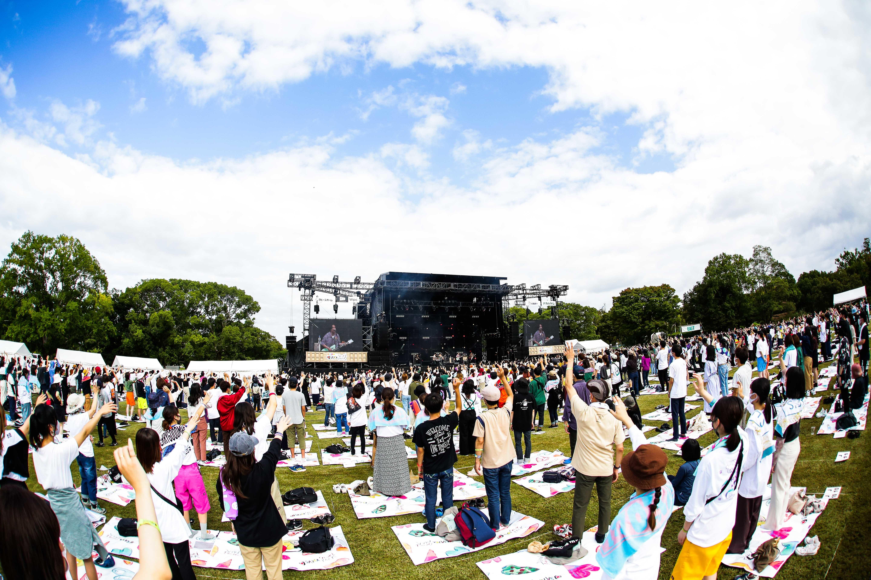 『大阪文化芸術フェス presents OSAKA GENKi PARK』【もみじ川広場 RIGHT STAGE】2日目