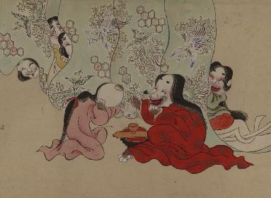 春画・妖怪画を紹介する『描かれた「わらい」と「こわい」展』、京都・細見美術館で開催
