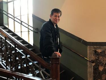 南河内万歳一座『びっくり仰天街』座長・内藤裕敬が大阪で会見