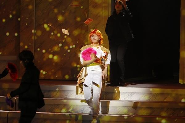 十王院カケル/舞台『KING OF PRISM -Shiny Rose Stars-』ゲネプロより