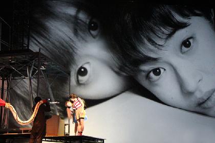 高畑充希&門脇麦W主演! 楳図かずおワールドがここに ミュージカル『わたしは真悟』ゲネプロレポート