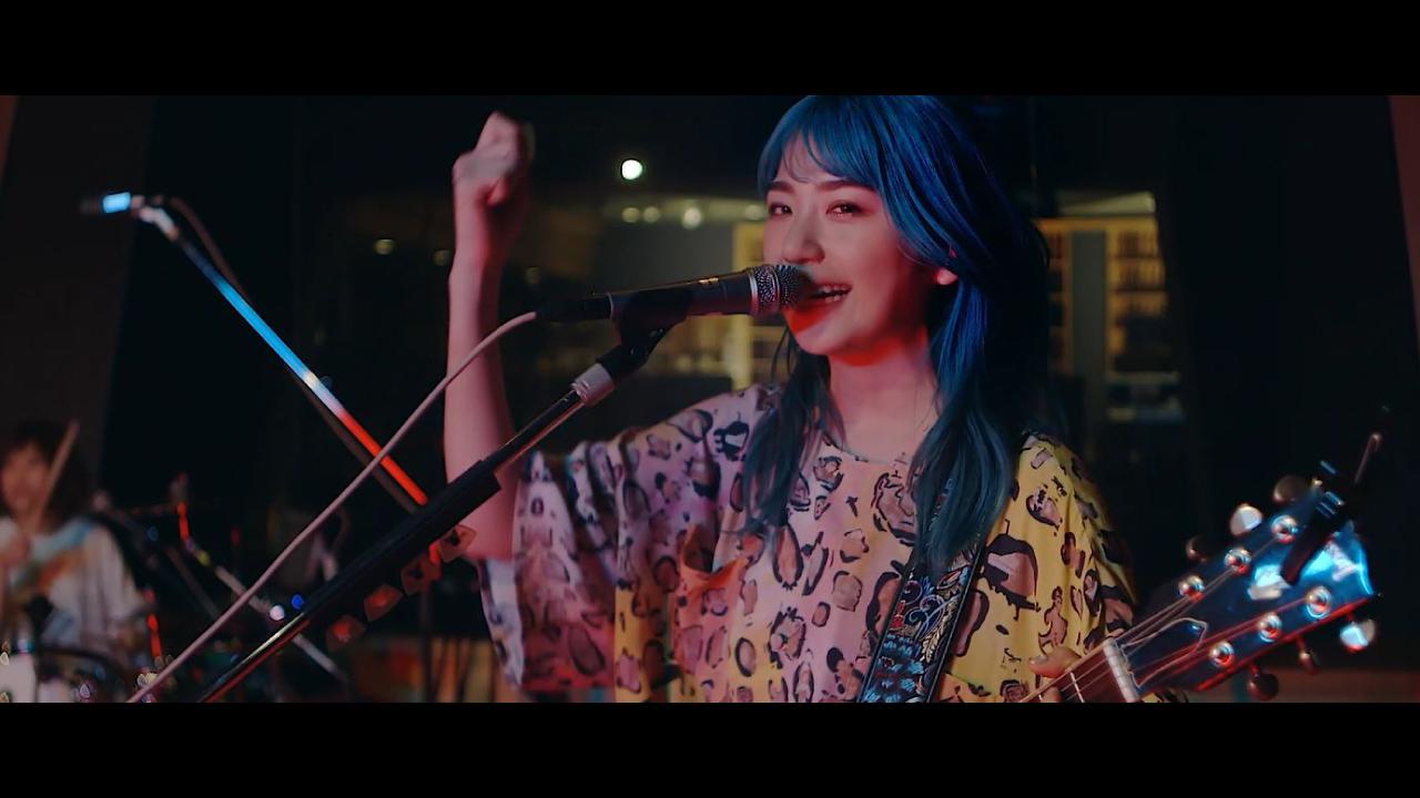 「センチメートル」Live from SOUND BASE Vol.2 June 5th, 2021 ライブカット