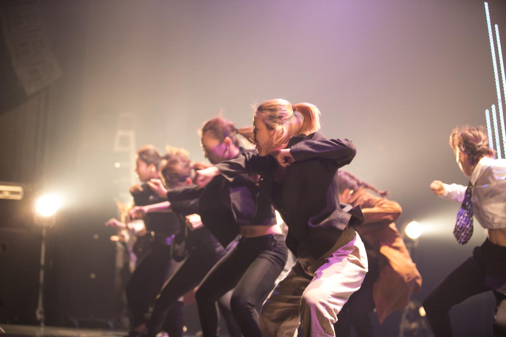 「Japan Dancers' Championship」 写真提供:Vintom