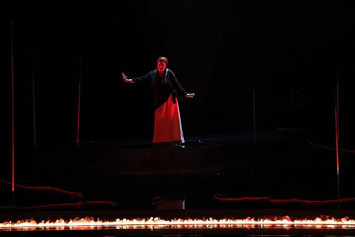 楽劇「ニーベルングの指環」第3日『神々の黄昏』ゲネプロ