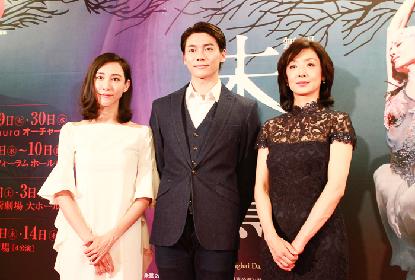 上海歌舞団・舞劇『朱鷺』大絶賛の名作が再び日本に! 記者会見の様子を写真付きでレポート