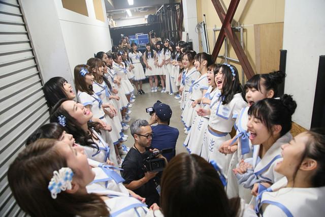 「SKE48ドキュメンタリー(仮)」より。 (C) 2018「SKE48ドキュメンタリー(仮)」製作委員会